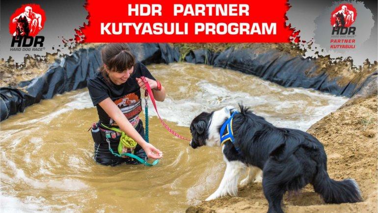Elindult a HDR Partner Kutyasuli Program